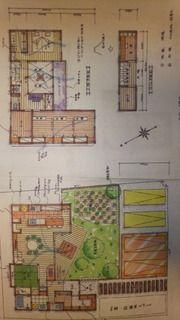6人家族の家づくり...建築家と建てる家: 間取りについて考える...続編