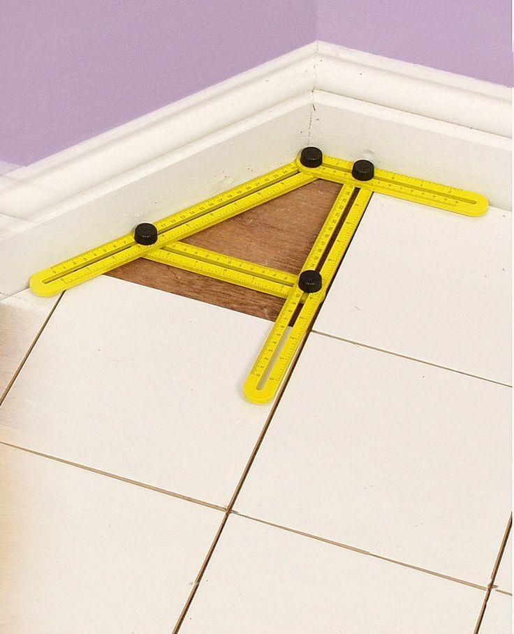 Angle Template Tool-Angelizer - #1 Tool for Builders, Craftsmen and DIY-ers