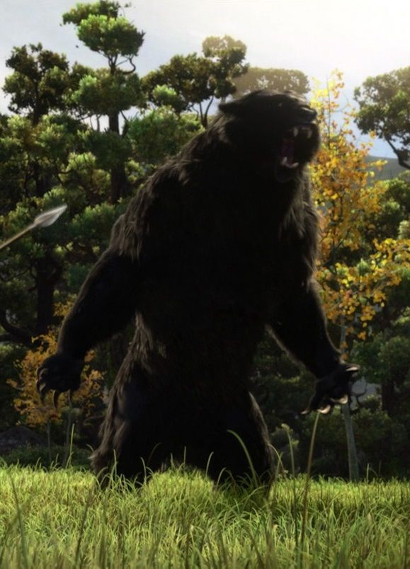 brave movie demon bear - photo #2