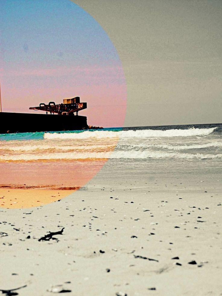 ♥ My sweet beach! ♥ ⚓ ♒ ▲ ♥_Leça da Palmeira_photo by: Filipa Costa  A NOSSA PRAIA