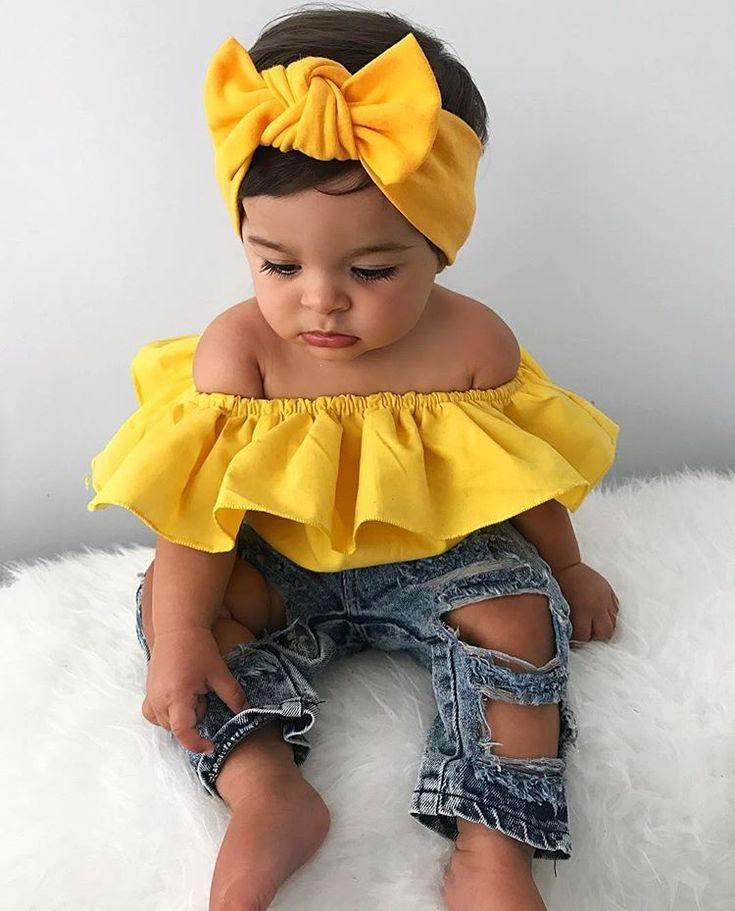 porque eu simplesmente amo essa roupa Margie Murphy … – #bandana #ce #chil …   – Baby