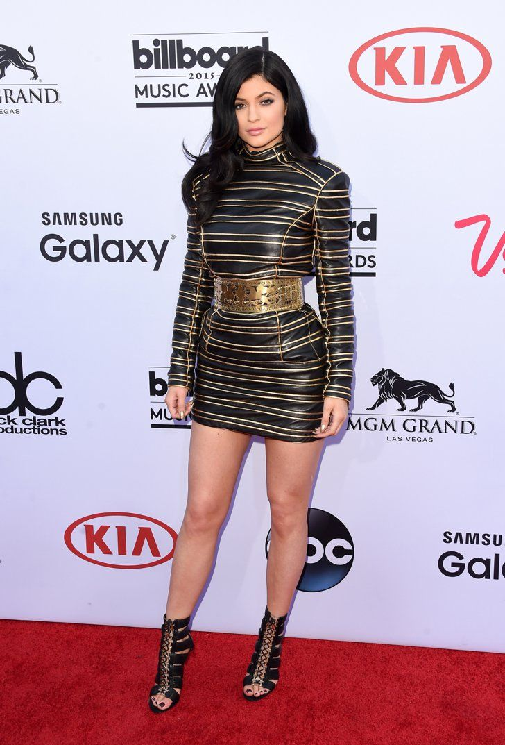 Pin for Later: Seht alle Stars auf dem roten Teppich bei den Billboard Awards! Kylie Jenner