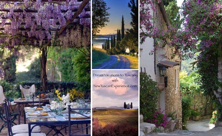 Dream Vacation in Tuscany