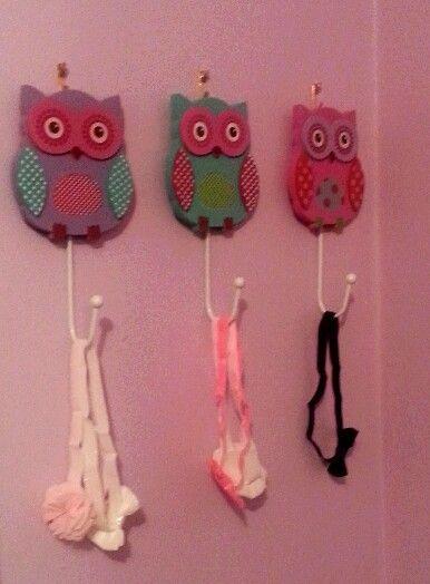 Baby girls accessories hooks
