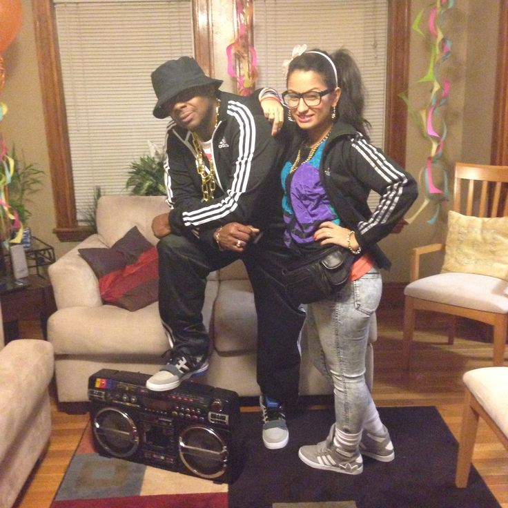 80s Inspired Outfits For NYE Party Boom Box Is Real And Works