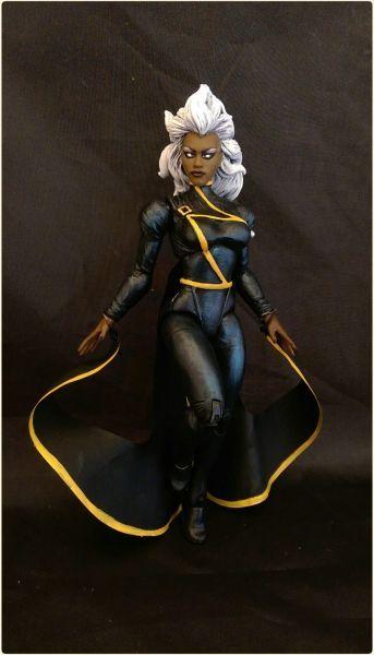 Storm (Outback Era) (Marvel Legends) Custom Action Figure ...