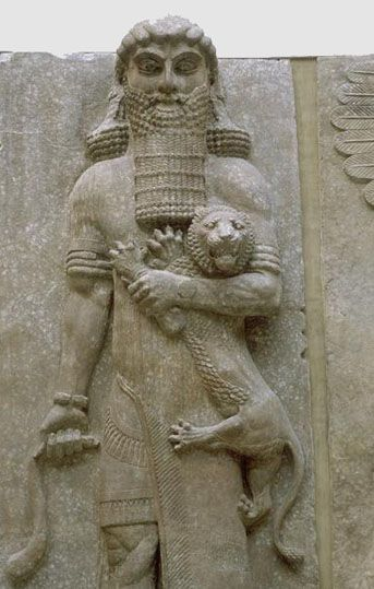 role of gods in gilgamesh In the epic of gilgamesh, men and gods each have their place in a clearly- defined hierarchy to overstep the bounds of that position is to be proud,  something.