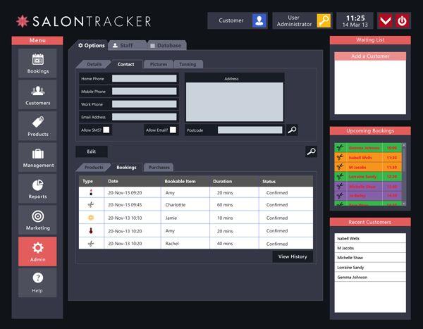 43 Best Salon Tracker Software Images On Pinterest Salon