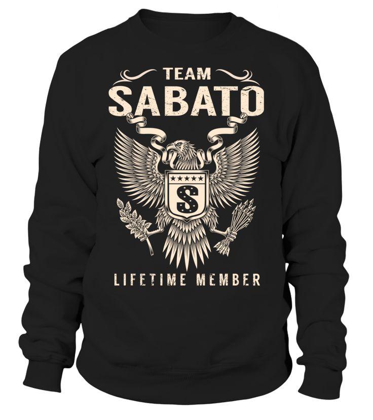 Team SABATO Lifetime Member