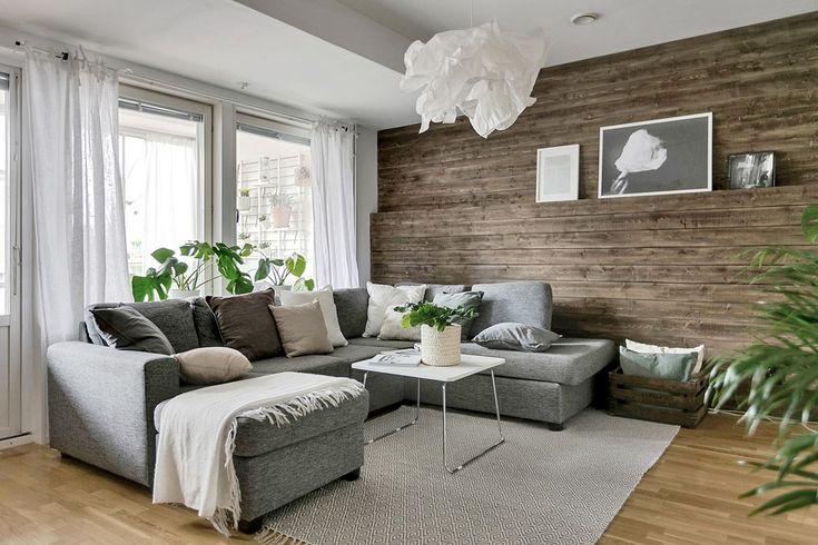les 25 meilleures id es concernant habiller un mur. Black Bedroom Furniture Sets. Home Design Ideas