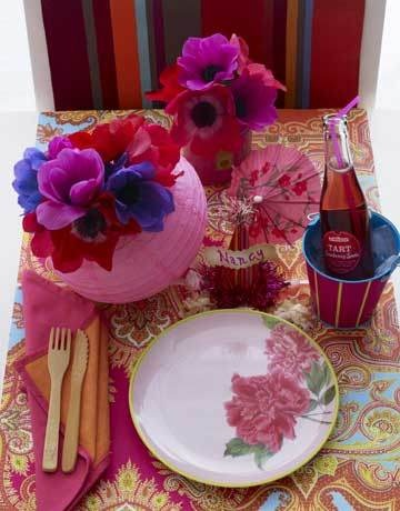 Summer Party Centerpieces for Tables #partypail