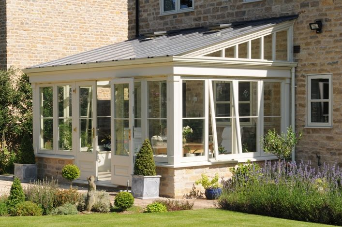 The Lean-to conservatory, or Mediterranean conservatory, is the simplest style of conservatory, with clean lines that give it a contemporary look and make them a popular conservatory for modern houses. This conservatory style will be ideal for you if you prefer the simple, understated lines of a Mediterranean sun room. Whether your lean-to conservatory is
