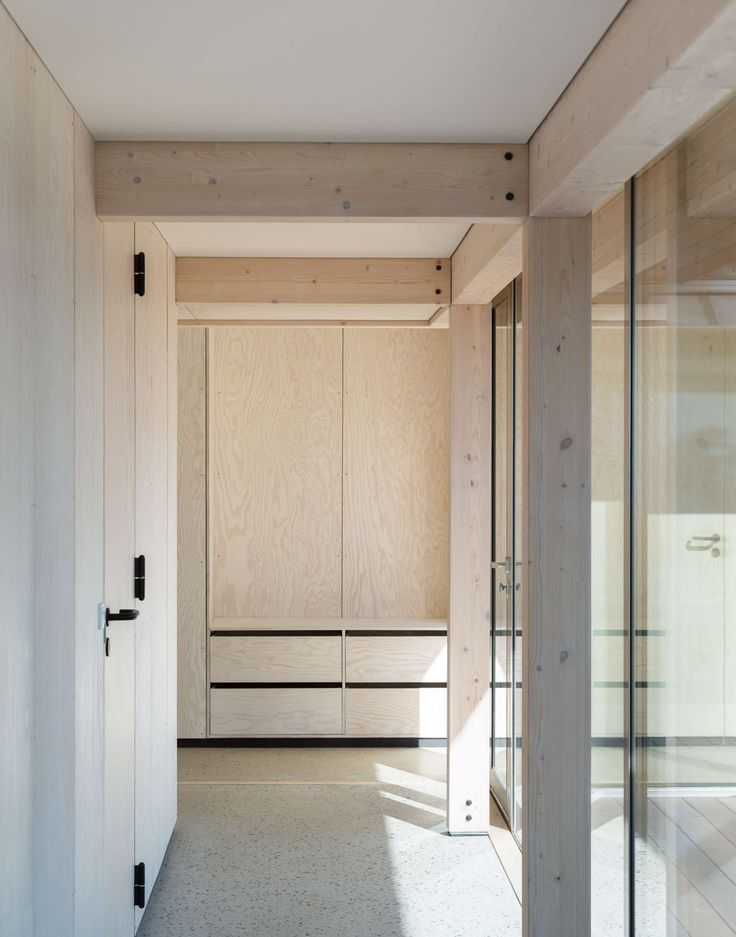 Image 13 Of 23 From Gallery Of House At Mols Hills / Lenschow U0026 Pihlmann.  Photograph By Hampus Berndtson