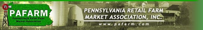 PA Farm Market Association Produce Fact Sheets