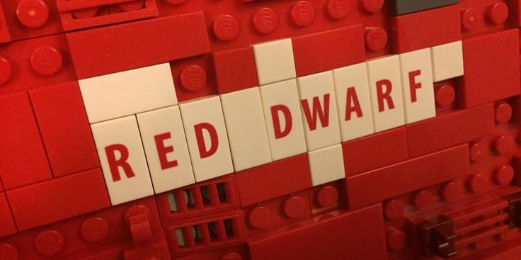 This Man Built A Ridiculously Cool LEGO Red Dwarf | Mental Floss UK