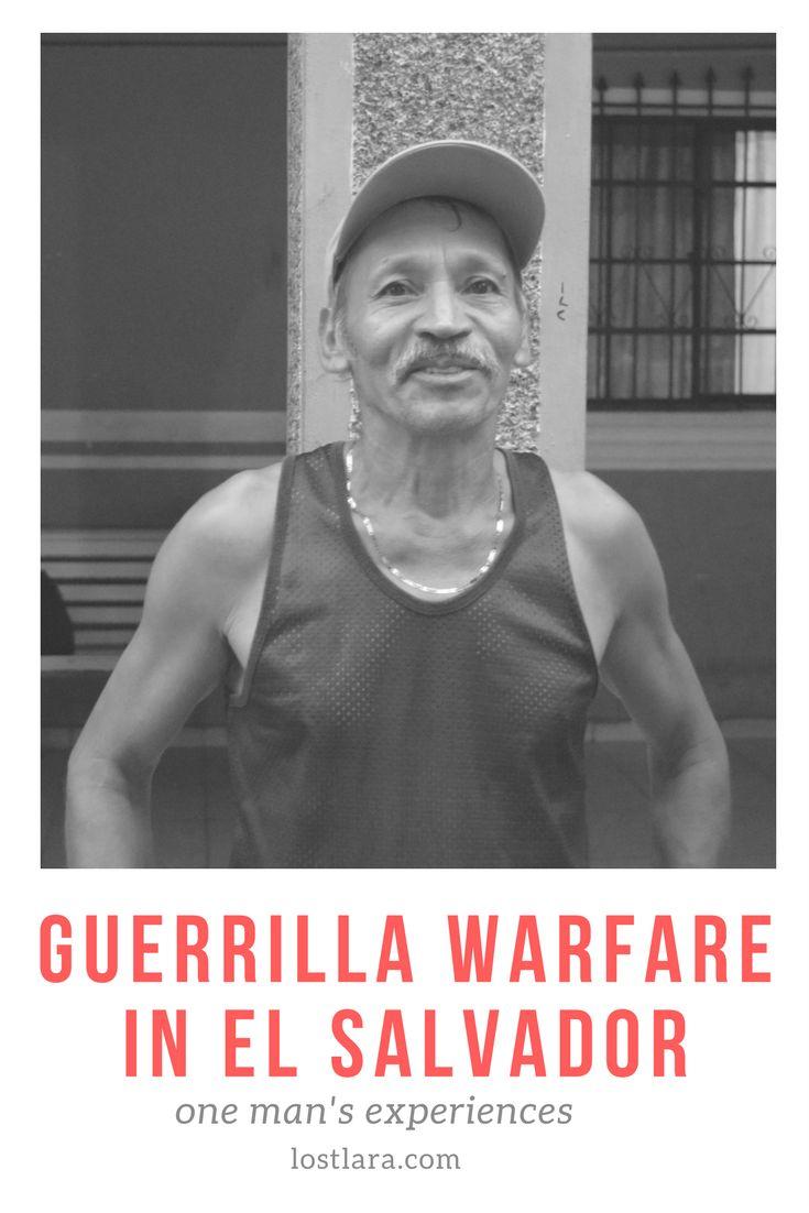 Salvadoran Civil War lostlara.com