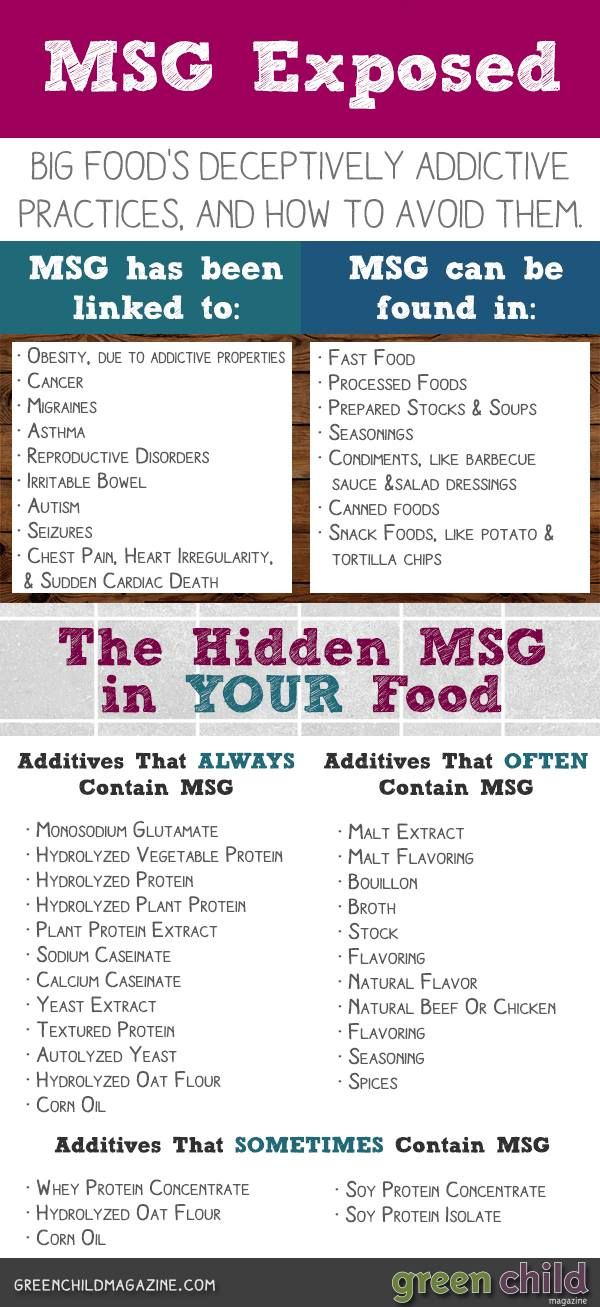 There is compelling evidence to support the belief of a growing number of doctors and organizations that MSG is poison. -- Great info here!