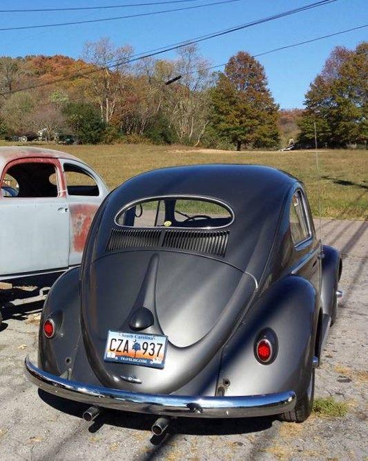 Classic VW Oval