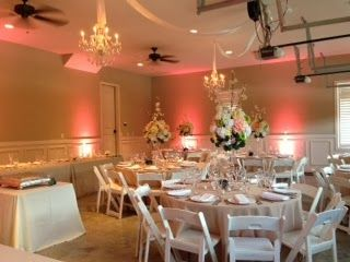 Diy Garage Turned Wedding Reception Hall Details At Www