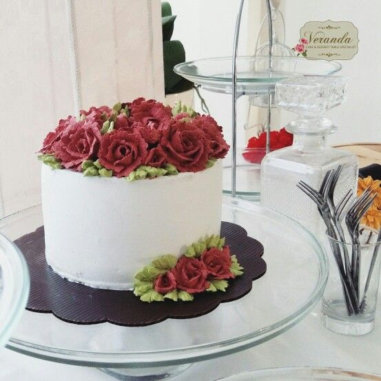 Vanilla and Chocolate Cake by Véranda Gâteau