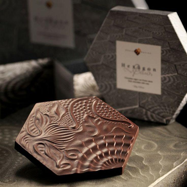 Originales packagings de chocolate, una selección con los diseños más novedosos y espectaculares productos