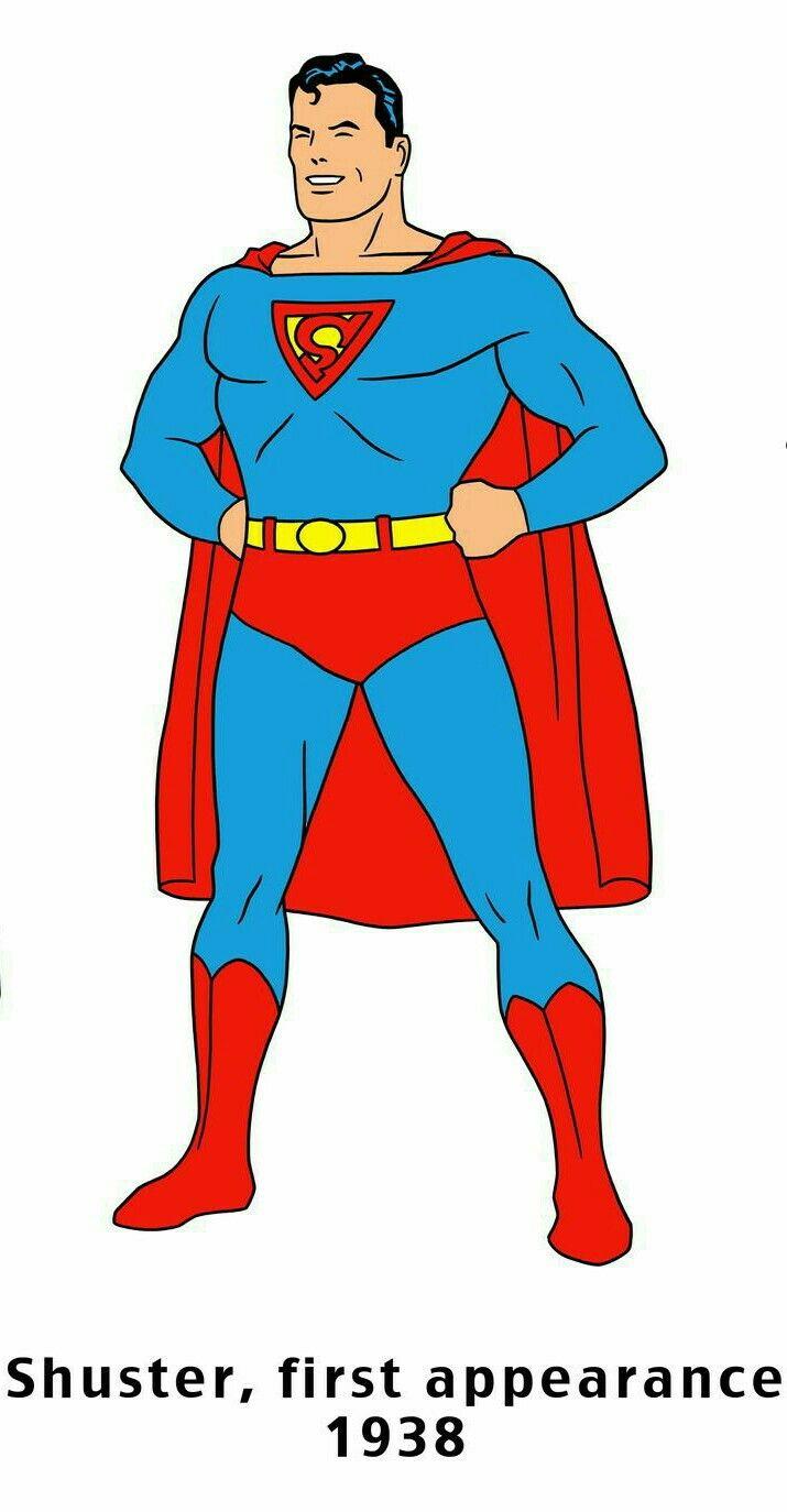 First Superman