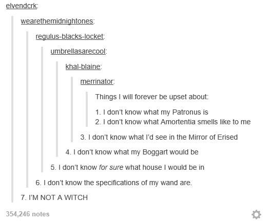"These very upsetting things: | 22 Hilarious ""Harry Potter"" Tumblr Posts That Might Be New To You"