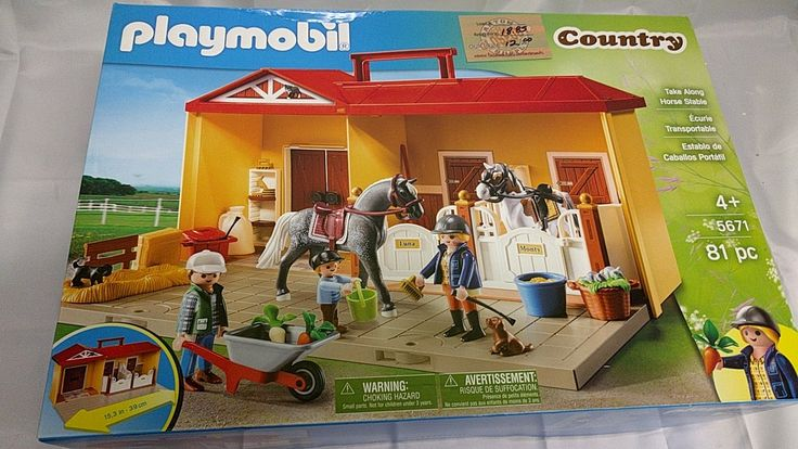 Just got this one in and added for sale! Click the link for more info! #cantonohio #bigsavings @cantonsupply  http://www.cantonsupply.com/products/playmobil-country?utm_campaign=social_autopilot&utm_source=pin&utm_medium=pin