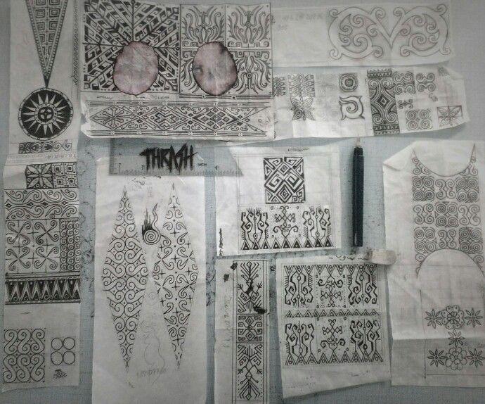 #batik #sketcher #freelancedesign #