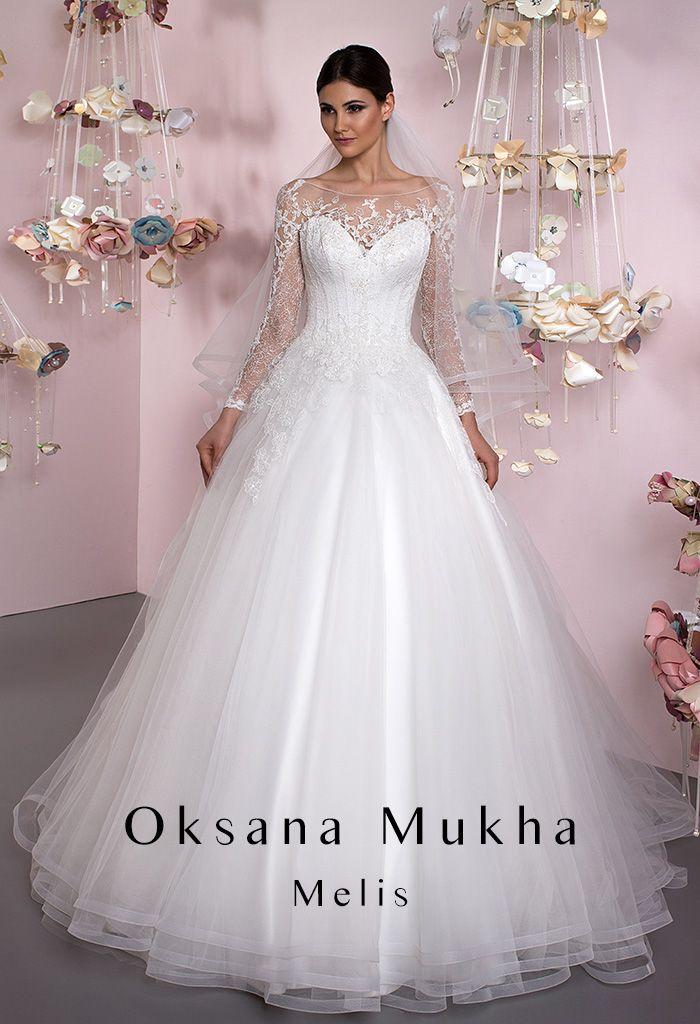 154 besten Oksana MUKHA Bilder auf Pinterest | Hochzeitskleider ...