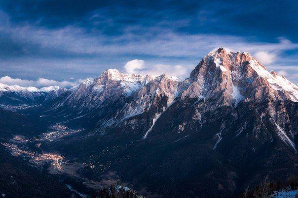 Forno di Zoldo, Italy