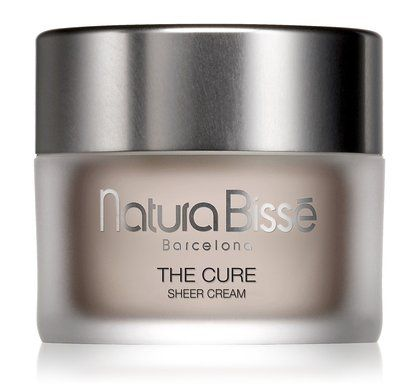 Natura Bisse The Cure Sheer Cream. Luxury beauty products.