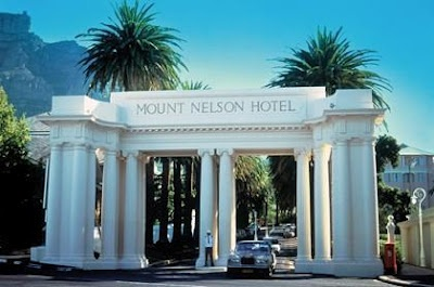 The Enthralling Mount Nelson Hotel, Cape Town