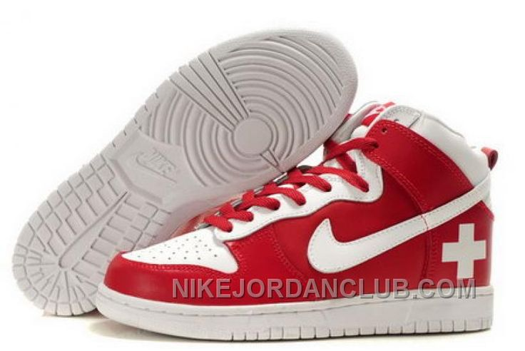 http://www.nikejordanclub.com/cheap-womens-nike-dunk-high-top-shoes-white-red-cross.html CHEAP WOMENS NIKE DUNK HIGH TOP SHOES WHITE RED CROSS Only $92.00 , Free Shipping!