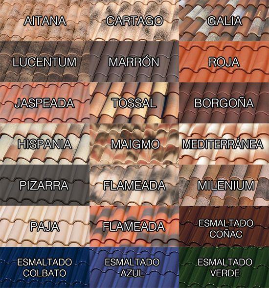 techos con tejas de barro - Buscar con Google