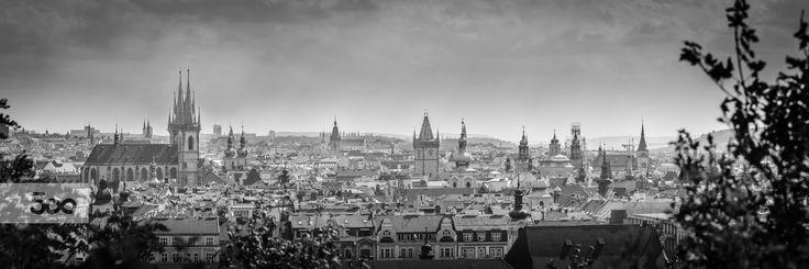 Prague - City of hundred spiers by Marek Weisskopf on 500px