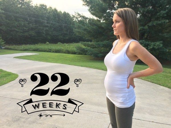 #Running and #Pregnancy: 22 Weeks