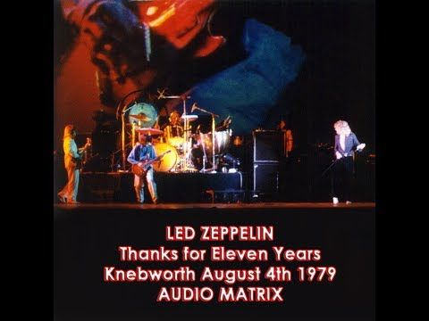 LED ZEPPELIN - THANKS FOR ELEVEN YEARS (WINSTON REMASTERS