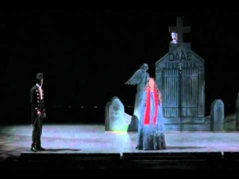 Phantom of the Opera Graveyard Scene -- Ashley, Logan & Channing