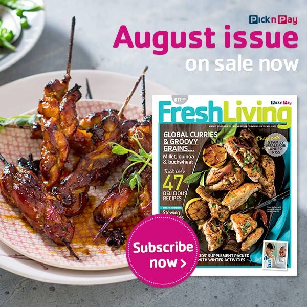 Global curries and groovy grains, plus a free kids supplement packed with winter activities. GO grab your own August #FreshLiving issue.
