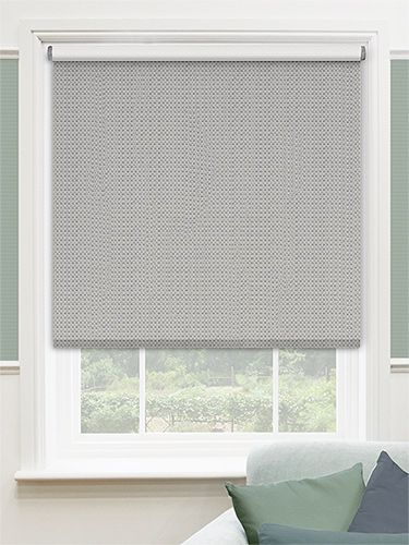 Choices Berber Warm Grey Roller Blind Grey Warm And