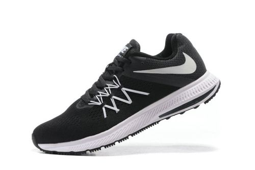 b645c8f57241 ... official newest wmns nike zoom winflo 3 black white oreo nike zoom  winflo on line bbcee