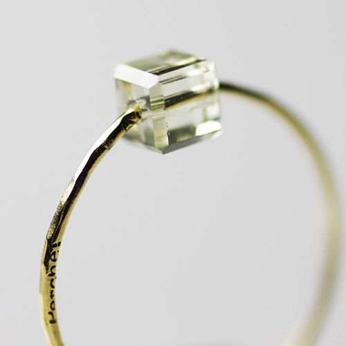 k18 hitotsubu ring