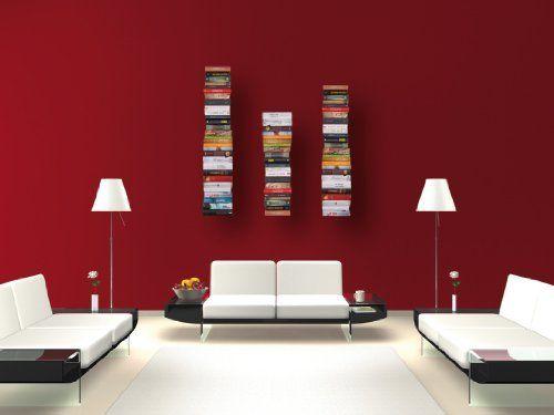 Unsichtbares Bücherregal im 4er Set - My Perfect Home, http://www.amazon.de/dp/B0073S9ZBM/ref=cm_sw_r_pi_awd_QslOsb1KWDKV4