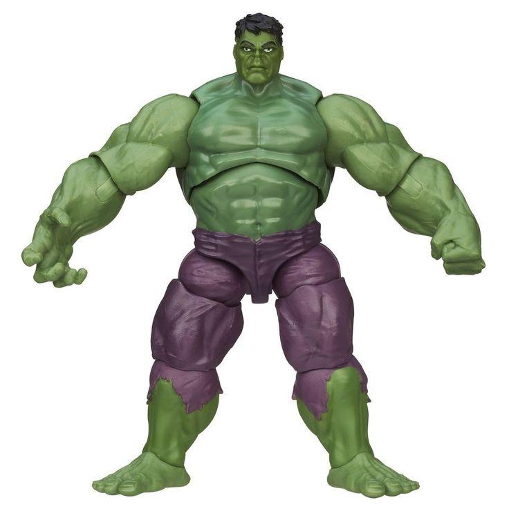 Marvel Avengers Assemble Gamma Fist Hulk Action Figure 653569817611 | eBay