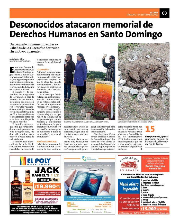 Página 3 | El Líder de San Antonio - 17.09.2016