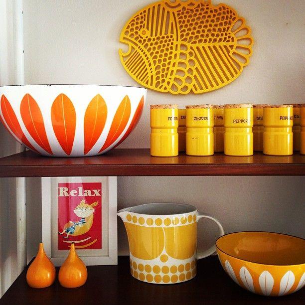 Best 25+ Yellow Kitchen Accessories Ideas On Pinterest