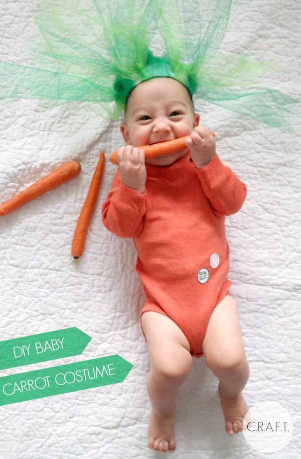 213 best costume ideas images on pinterest costumes crafts for diy baby carrot costume solutioingenieria Image collections