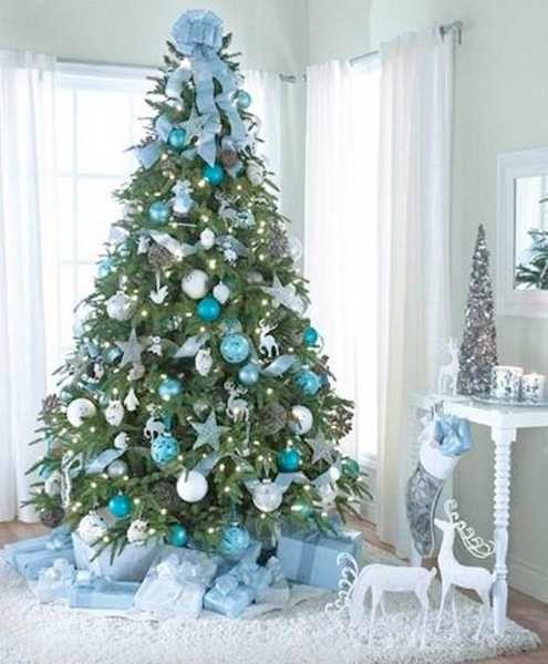 Christmas Tree via Skona Hem