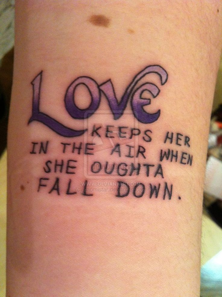 Firefly Quote Tattoo by ~naomistar on deviantART